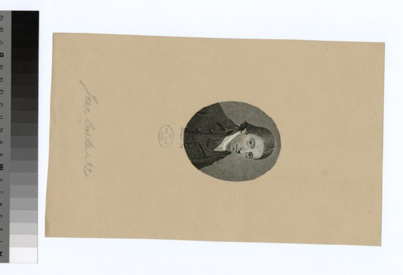 Portrait of J. Barker