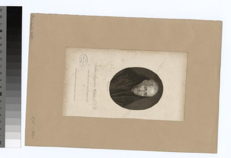 Portrait of Augustine Baker