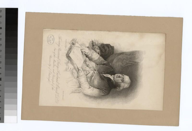 Portrait of G. H. Baird (WAHP21230)