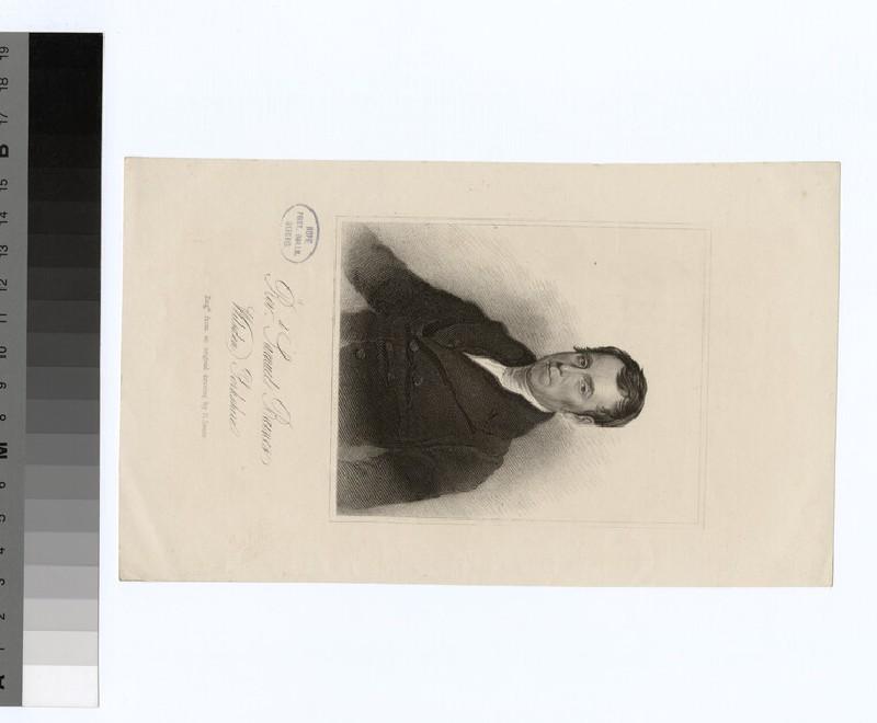 Portrait of S. Baines