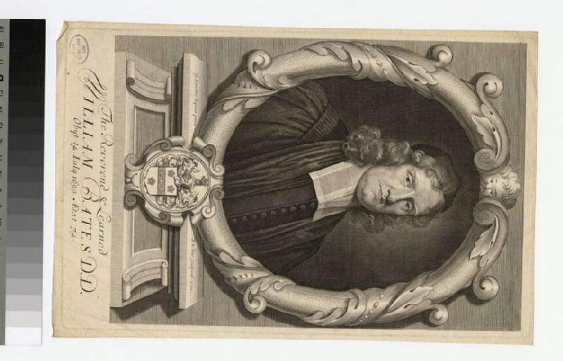 Portrait of W. Bates (WAHP21278)
