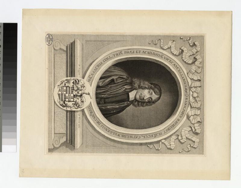 Portrait of R. Bathurst (WAHP21283)