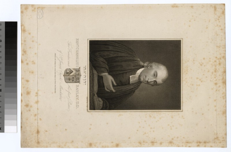 Portrait of Revd C. Bayley (WAHP21287)