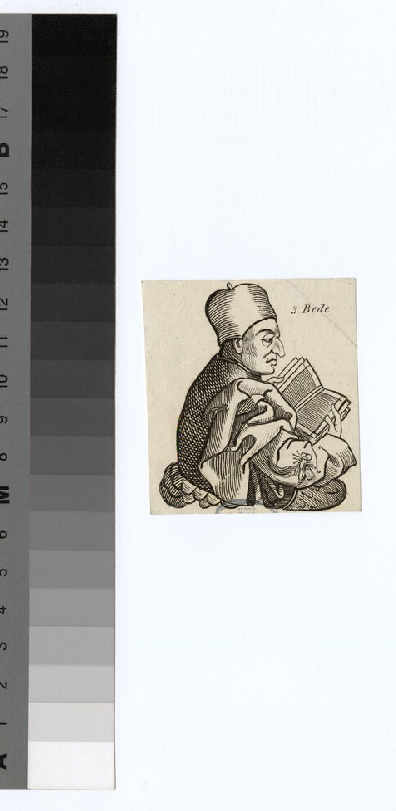 Portrait of Bede