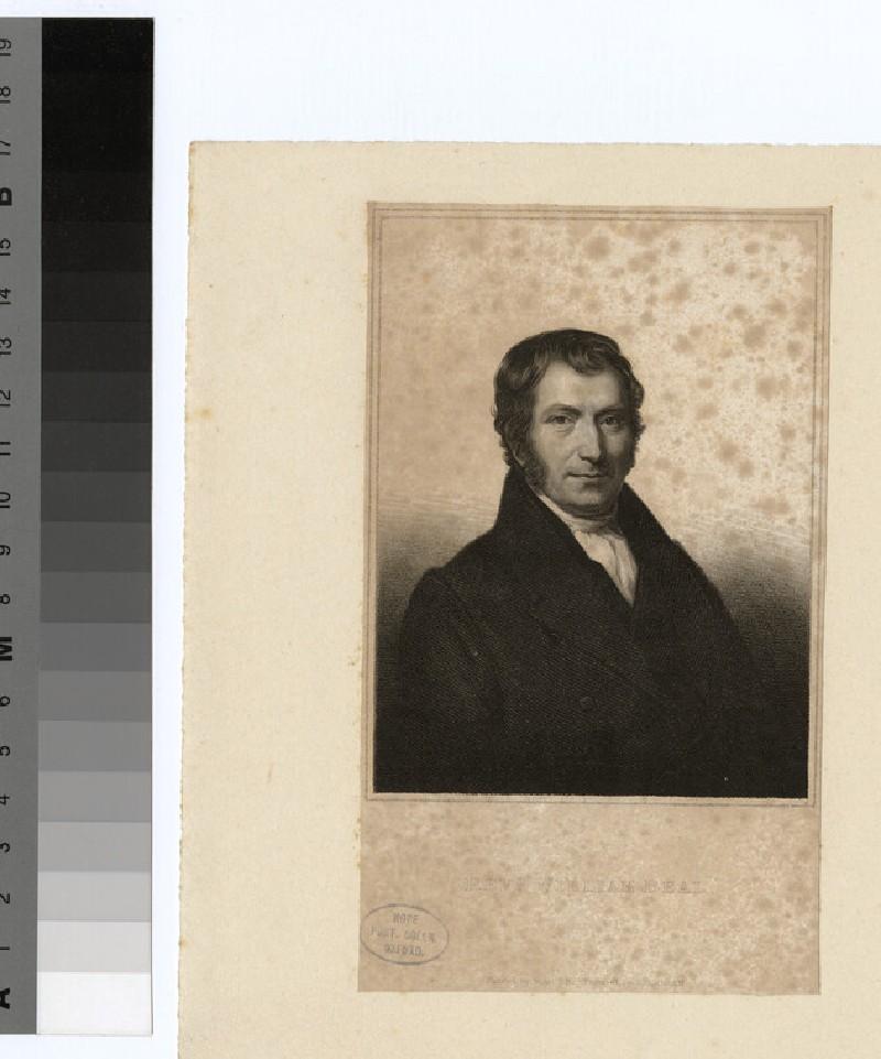 Portrait of W. Beal