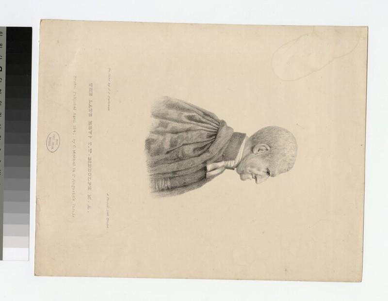 Portrait of T. T. Biddulph