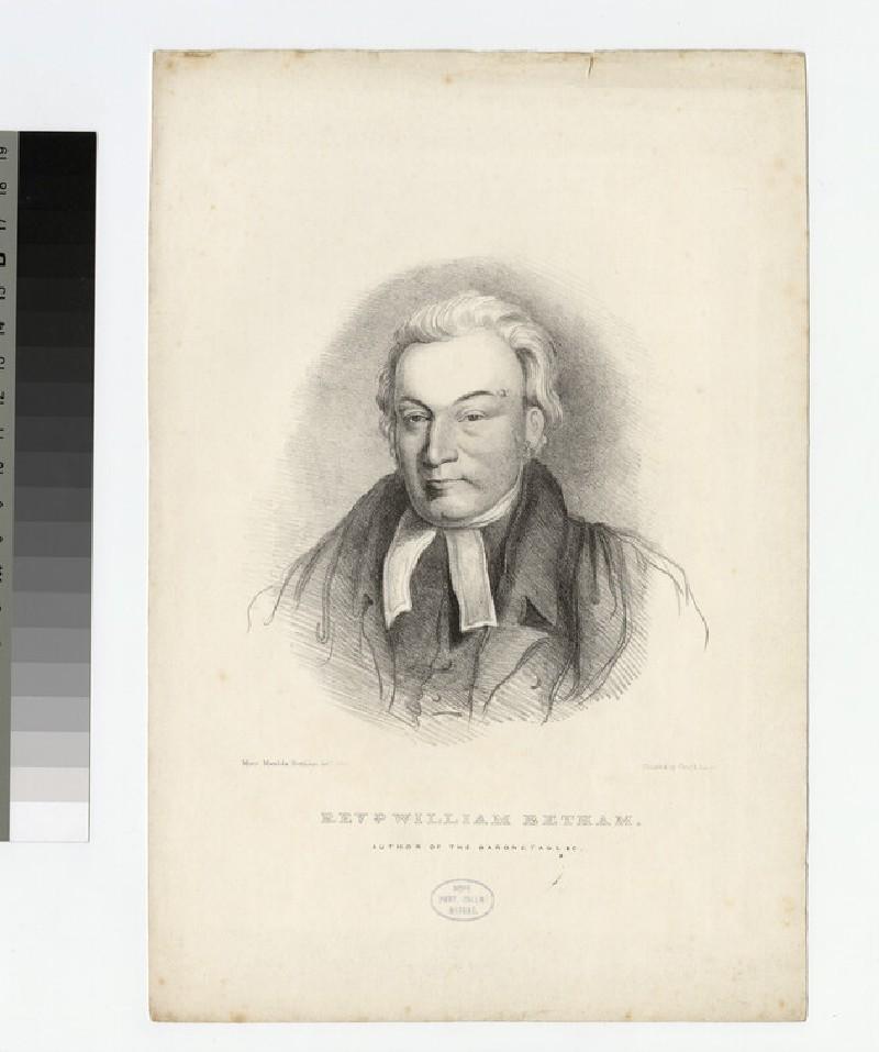 Portrait of William Betham