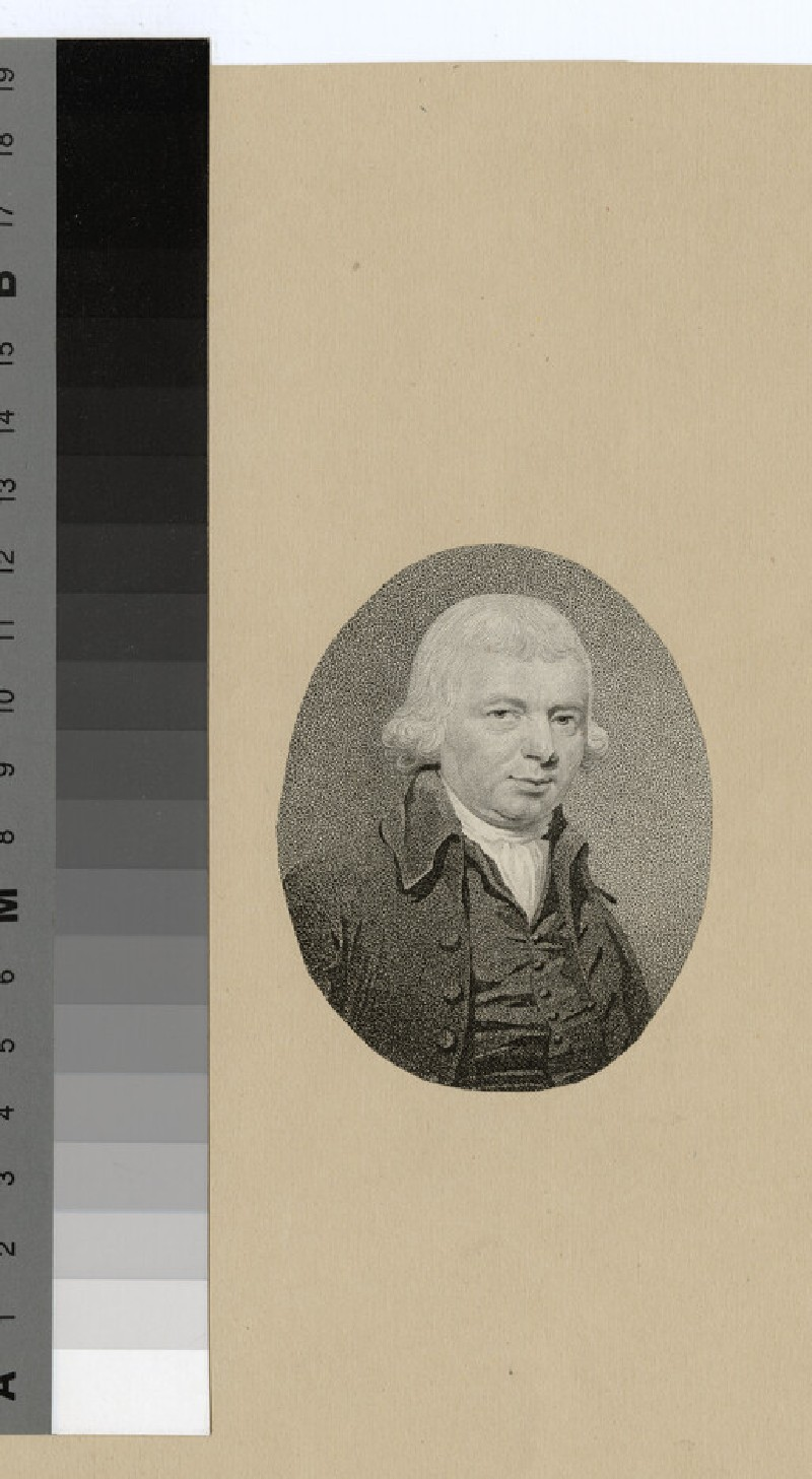 Portrait of S. Bradburne