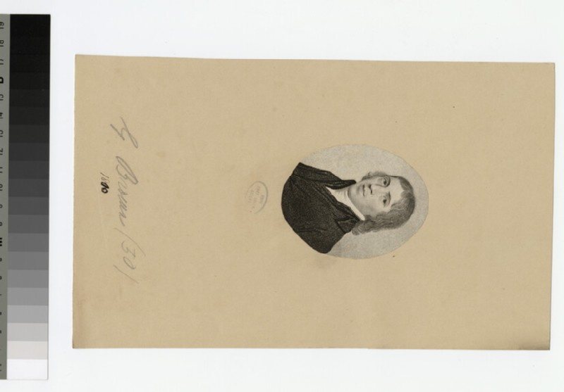 Portrait of G. Brown