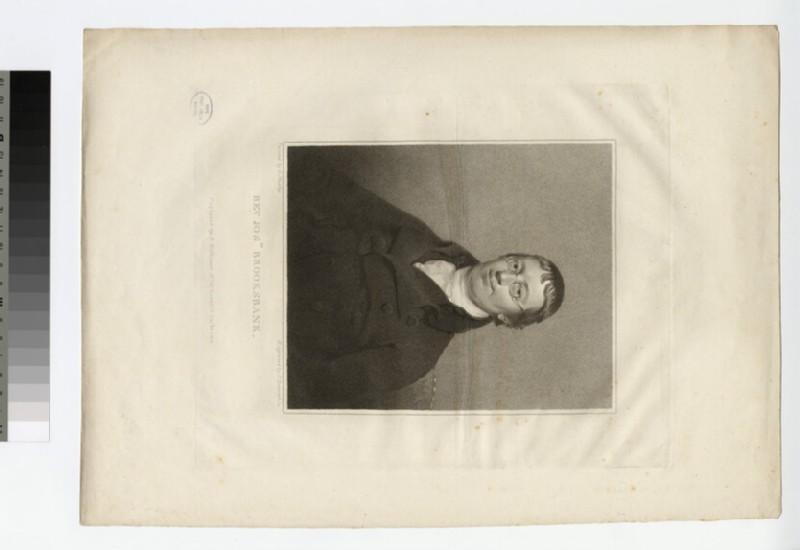 Portrait of J. Brooksbank