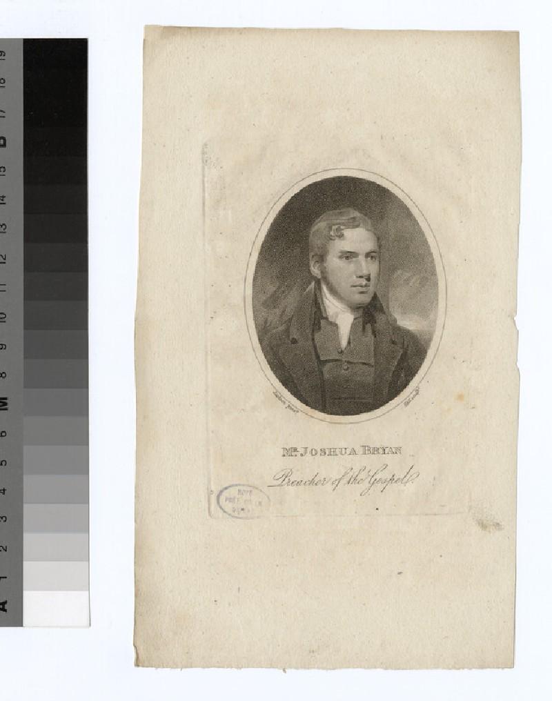 Portrait of J. Bryan (WAHP21657)