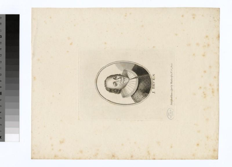Portrait of J. Bruen (WAHP21662)