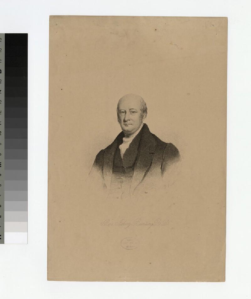 Portrait of J. Bunting