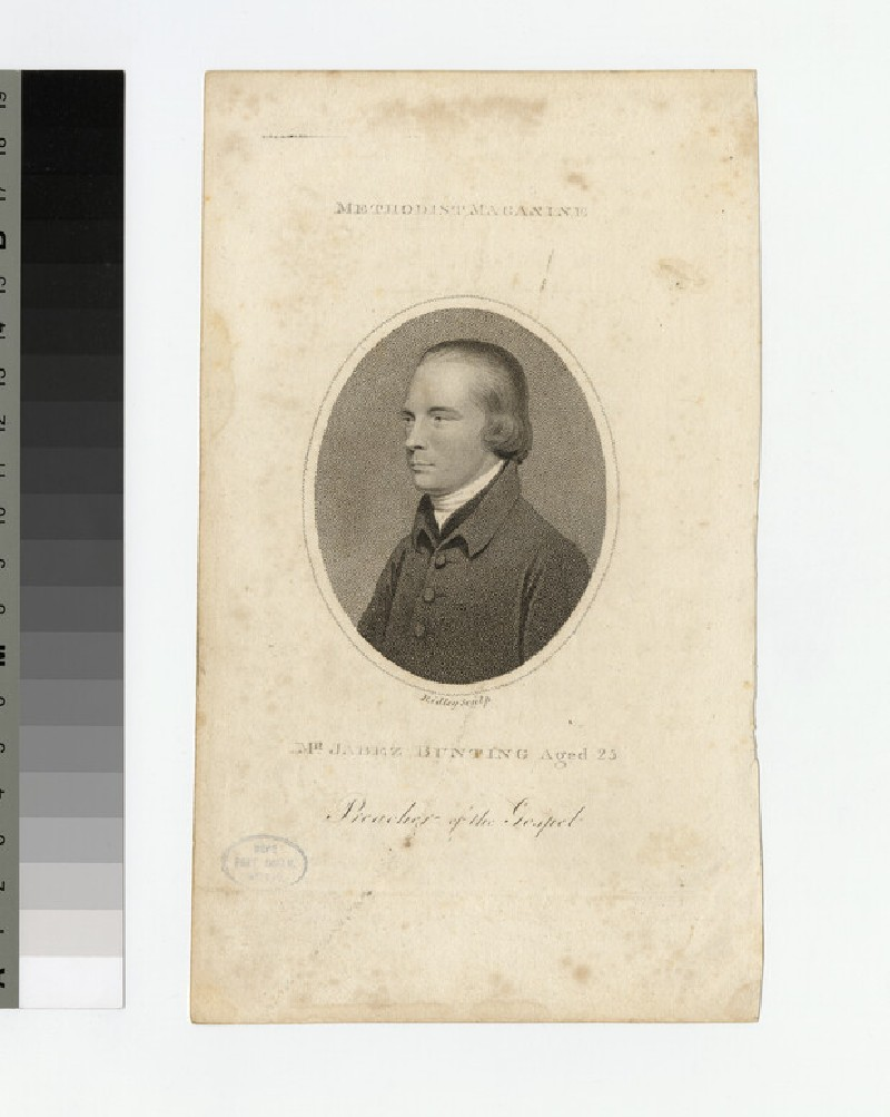 Portrait of J. Bunting (WAHP21698)