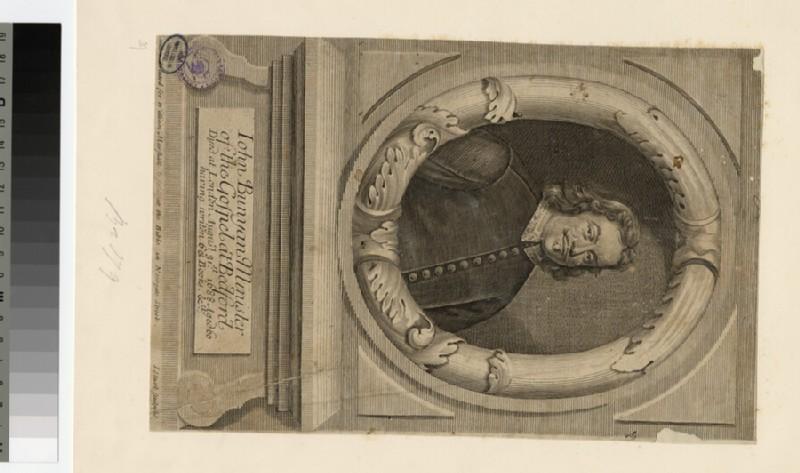 Portrait of J. Bunyan
