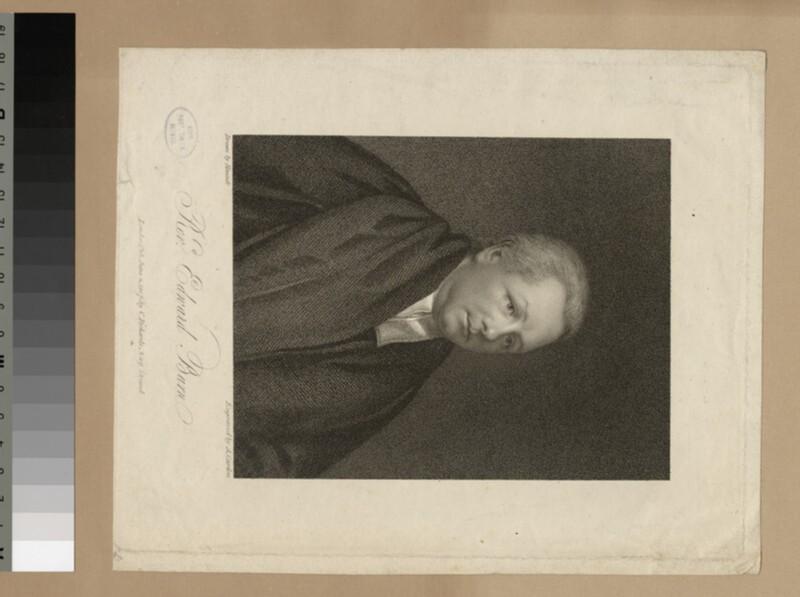 Portrait of E. Burn (WAHP21812)