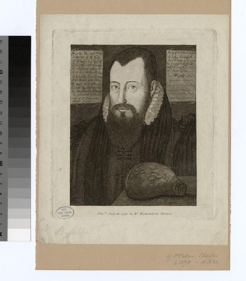 Portrait of N. Byfield
