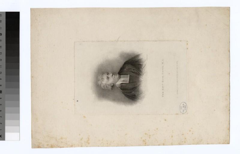 Portrait of Rev.R. Cecil