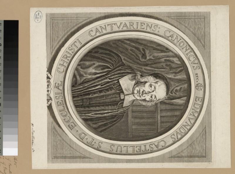 Castellus, E., Rev. Dr (WAHP21958.1)