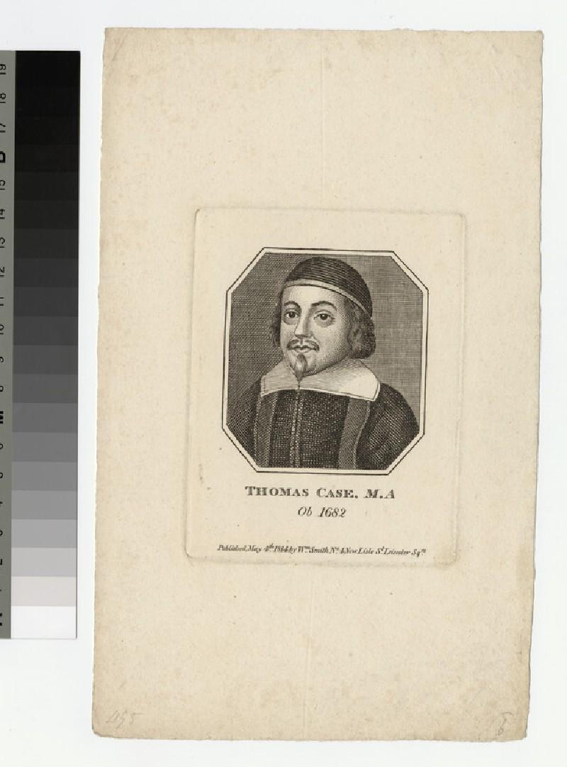 Portrait of T. Case