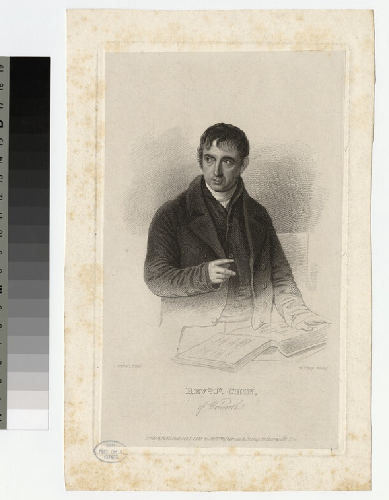 Portrait of J. Chin (WAHP21972)