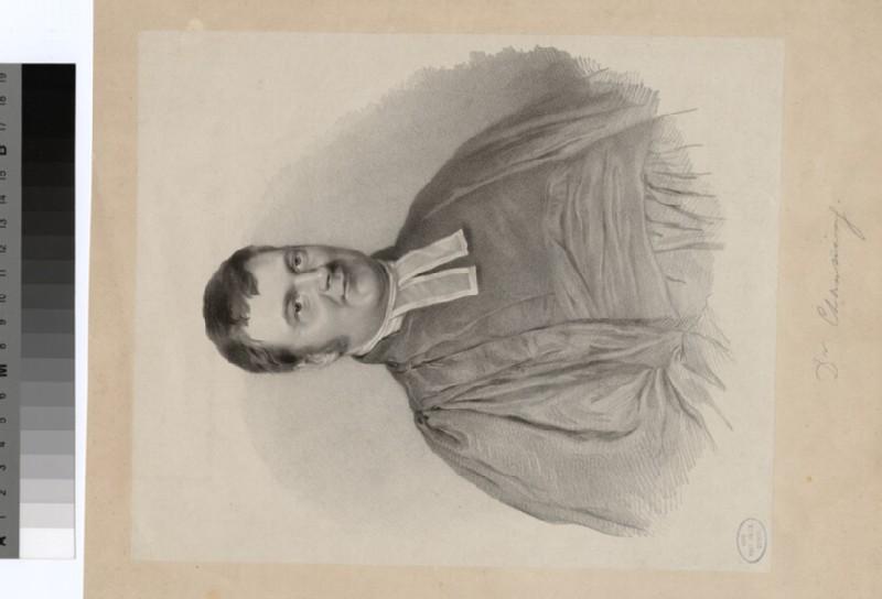 Portrait of Dr Channing