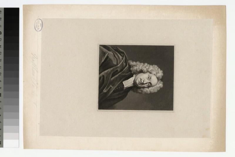 Portrait of M. Clarke (WAHP22015)