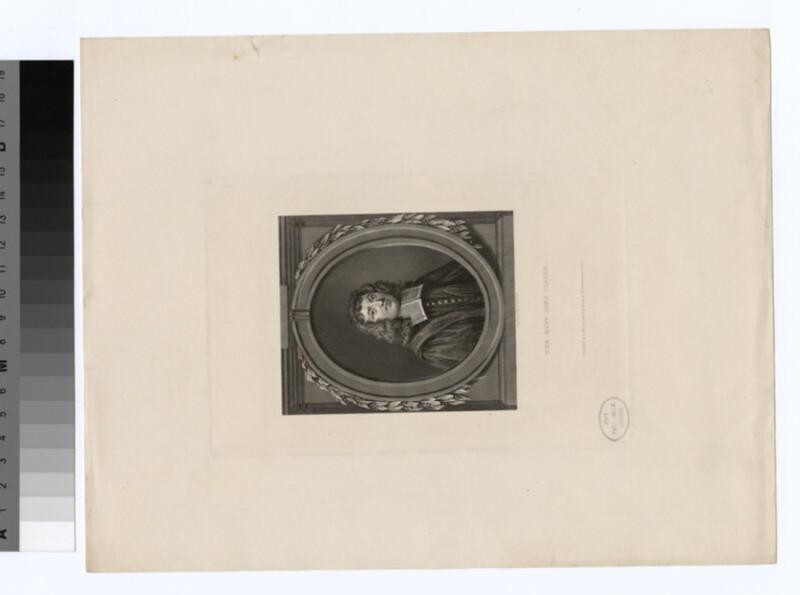 Portrait of J. Claude