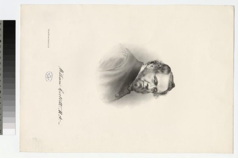 Portrait of W. Cockett (WAHP22140)