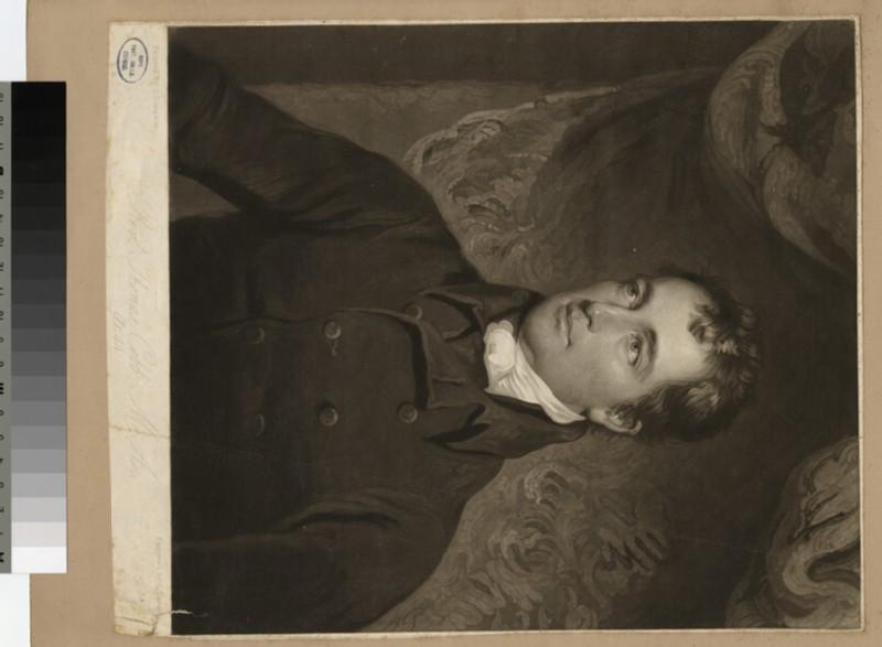 Portrait of Thomas Cobb
