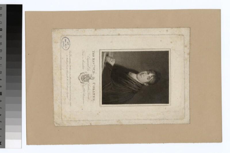 Portrait of W. B. Collyer (WAHP22192)