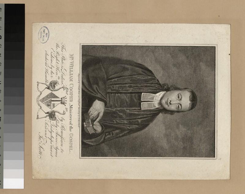 Portait of William Cooper