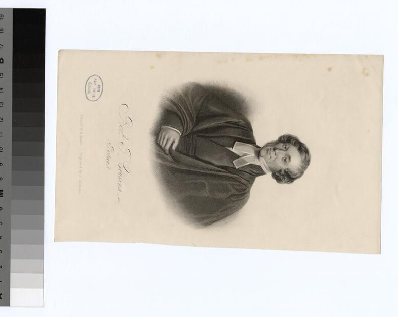 Portrait of T. Cousins