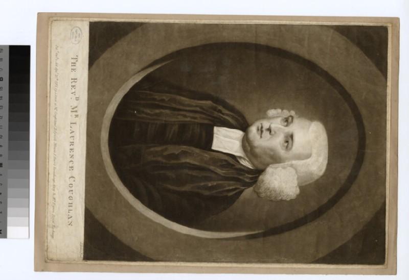 Portrait of L. Coughlan