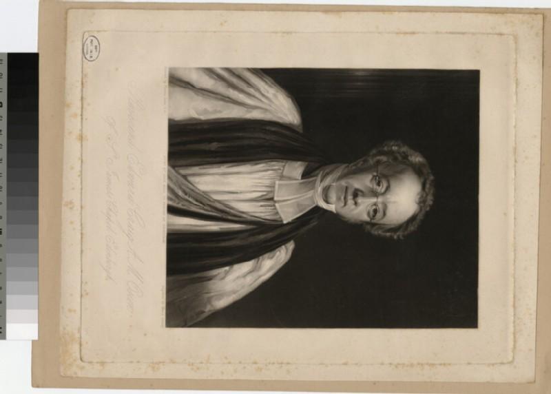 Portrait of Revd E. Craig (WAHP22263)