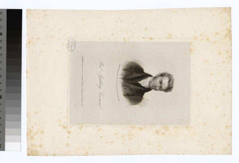 Portrait of S. Curwen