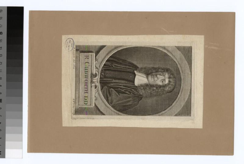 Portrait of R. Cudworth