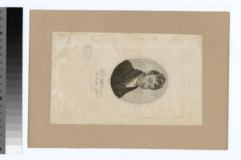 Portrait of R. Davison (WAHP22319)