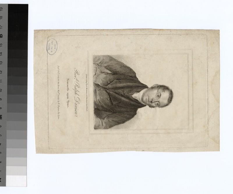 Portrait of R. Davison