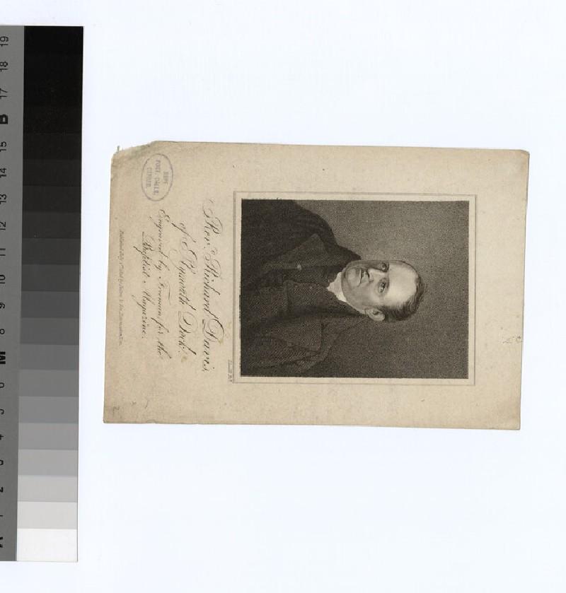 Portrait of R. Davis