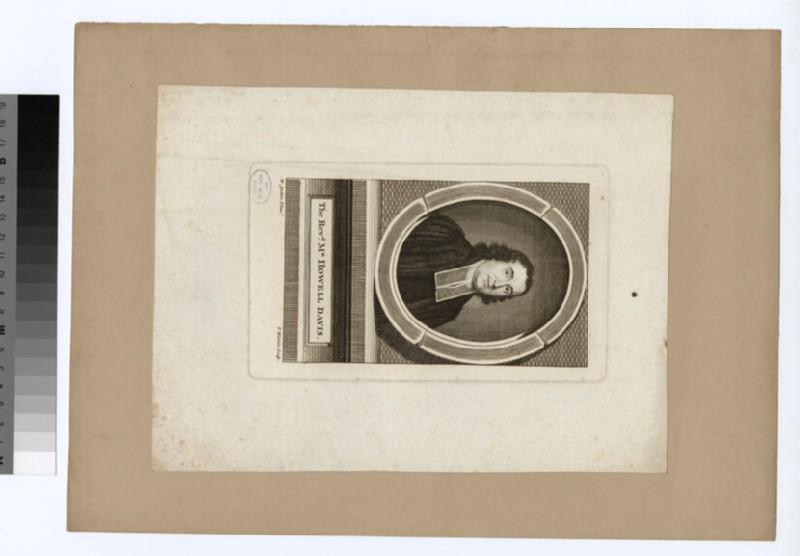 Portrait of H. Davis