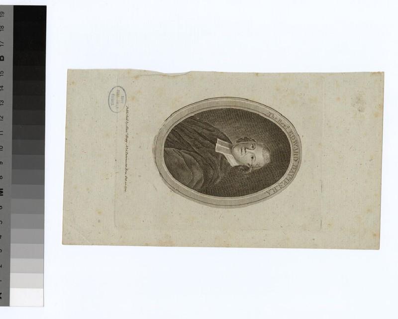 Portrait of E. Davies