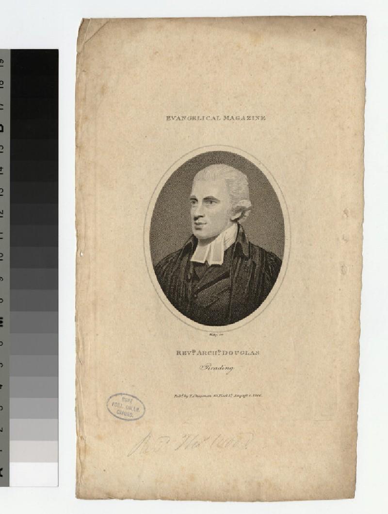 Portrait of A. Douglas