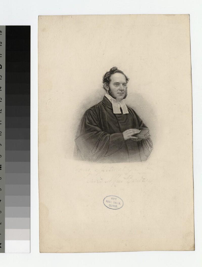 Portrait of Doudney (WAHP22478)
