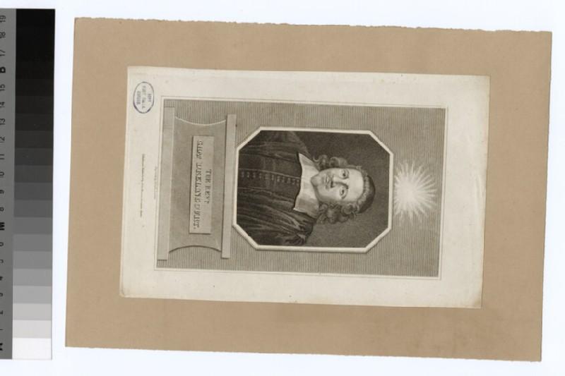 Portrait of C. Drelincourt (WAHP22513)