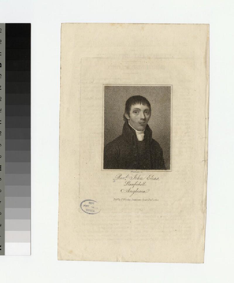 Portrait of J. Elias (WAHP22559)