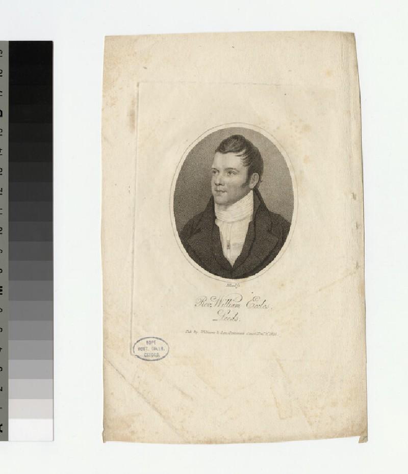 Portrait of W. Eccles