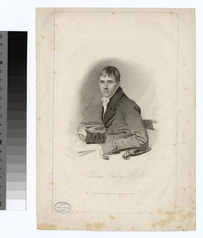Portrait of Thomas Exley (WAHP22592)