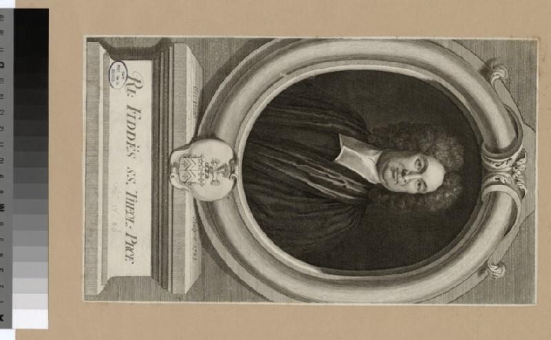 Portrait of R. Fiddes