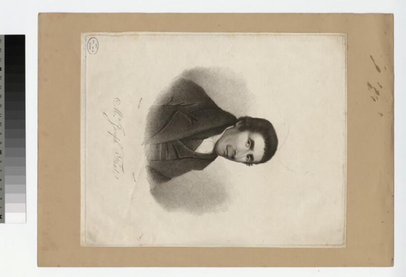 Portrait of J. Flint